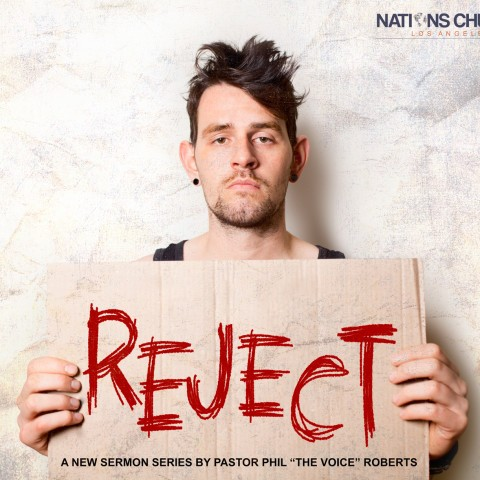 Reject Sermon Series Artwork