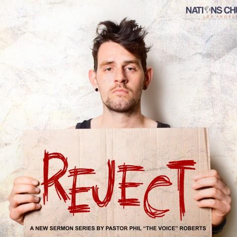Reject Sermon Series Artwork