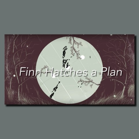 Falling Up - Hours Lyric Videos - Track 3: Fin Hatches A Plan Lyric Video