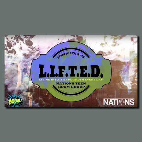Lifted Boom Community Group Commercial