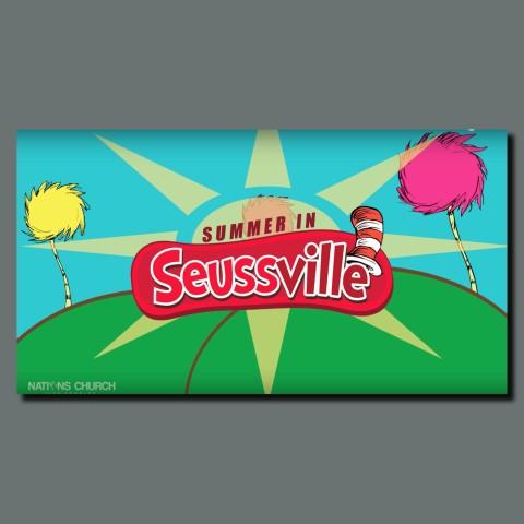 Summer In Seussville - Intro