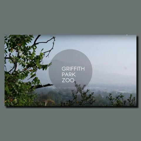 Myke and Allison Adventures - Griffith Park Zoo