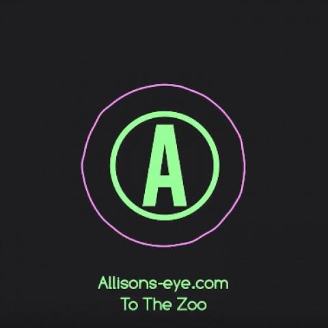 Allison's Eye: To the Zoo