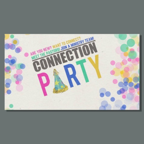 Connections Party Commercial
